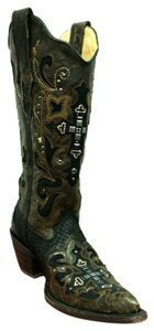 Corral Boots LD Black /Grey Boots