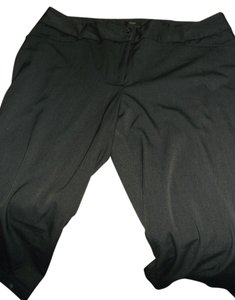 ALFANI Trouser Pants Black
