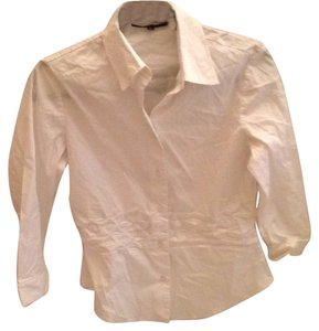 Antonio Melani Button Down Shirt White