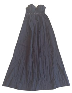 Black Maxi Dress by Mara Hoffman Maxi Bustier