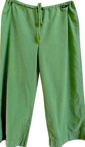 Hard Tail Pants X-small Capris Green