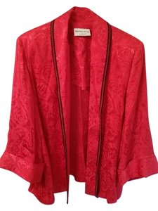 Nah Nah Collections Red Blazer