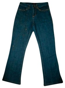 VS VAKKO Size 4 Straight Leg Jeans-Medium Wash