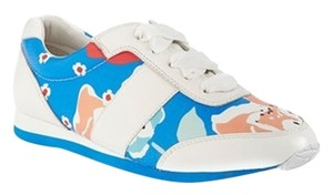 Kate Spade White/Blue Athletic