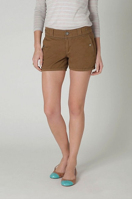Anthropologie Cargo Shorts White