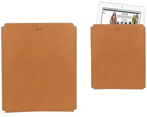 Chloé Goatskin I Pad Laptop Bag