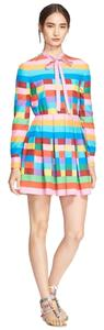 Valentino short dress Multi-color on Tradesy