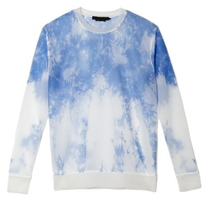 Alexander Wang Sheer Tye Dye Sweater