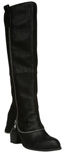 Western Boot Ladies Tall Shaft Tall Black Boots