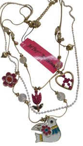 Betsey Johnson Betsey Johnson Neclace