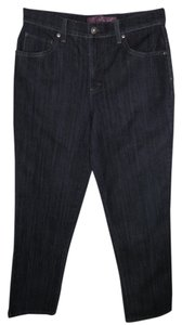 Gloria Vanderbilt Boot Cut Jeans-Dark Rinse