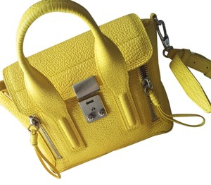 3.1 Phillip Lim Mini Micro-mini Ultra Mini Satchel New Fall Spring Cross Body Bag