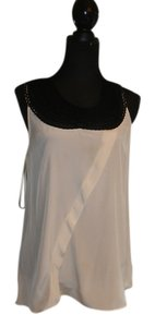 Leifsdottir Top Cream/Onyx