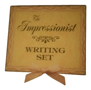 Impressions Writing Set Writing set Impressions