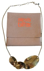 Alexis Bittar Alexis Bittar Sand Dollar Necklace with boxes