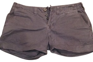 J Brand Cuffed Shorts Blue