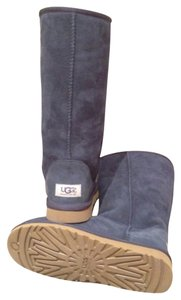 8212f2098fc UGG Australia Charcoal/Blue Uggs Baroness Snow and Rain Boots ...