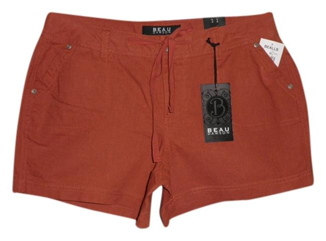 Item - Rust New with Tags Shorts Size Petite 8 (M)