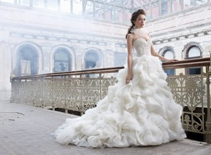 Lazaro Lz3213 Wedding Dress
