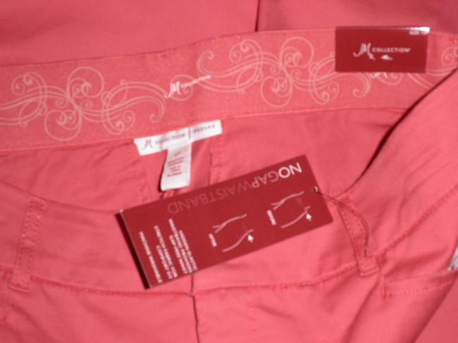 JM Collection Capris Paprika