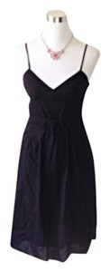 American Eagle Outfitters short dress Black on Tradesy