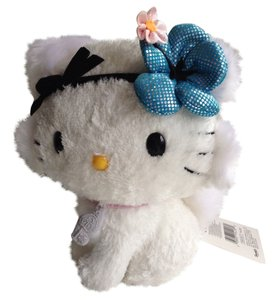 Hello Kitty Charmmy Kitty In Wonderland Plushie