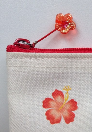Hello Kitty Kitty & Mimmy Tropical Cocktails Makeup Bag