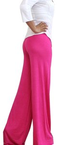 Flare Pants Pink