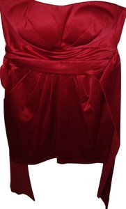 Other Tie Ribbon Sweetheart Formal Dress