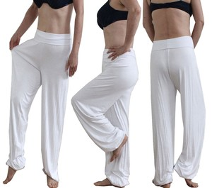 Trouser Pants White