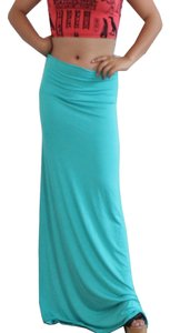 Other Maxi Skirt Teal