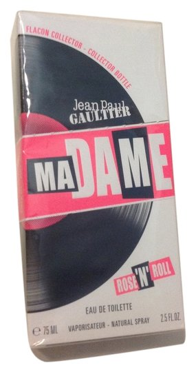 Jean-Paul Gaultier Jean Paul gaultier Madame rose n roll edt 2.5oz Sealed