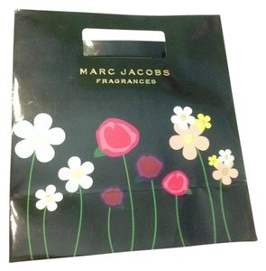 Marc jacobs Marc Jacobs fragrance black paper gift bag