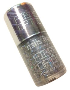 Sephora New and sealed nails inc fibre optic hampstead court glitter nail polish