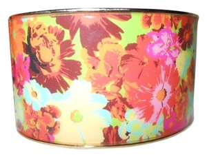 unknown Brasil hinged bangle bracelet