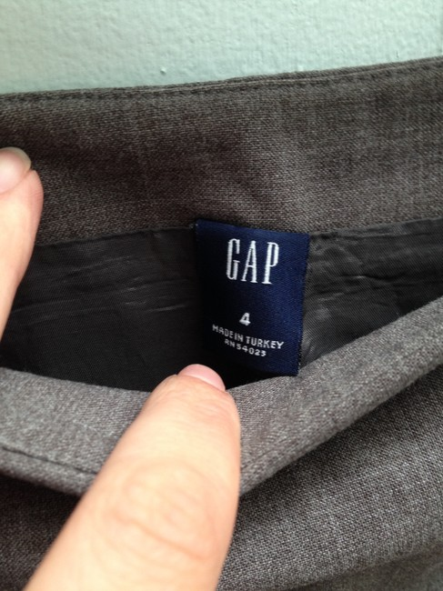 Gap Skirt Grey