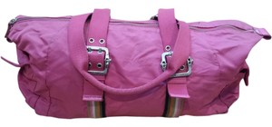 Franco Sarto Pink Travel Bag