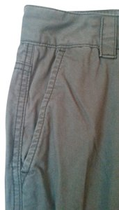 Ann Taylor LOFT Olive Chino Machine Washable Khaki/Chino Pants Green, Olive