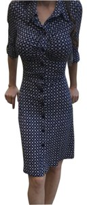 Laundry by Shelli Segal New Nwt Blue Dress