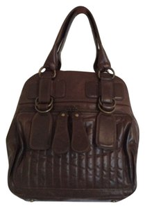 Kate Landry Tote in Brown
