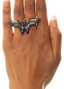 nOir New Sold Out Noir Wonder Woman Double Knuckle Ring