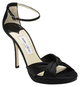Jimmy Choo Macy Sandal Classic Black Formal