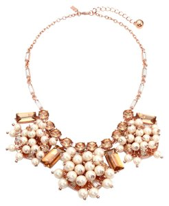 Kate Spade The Name Says It! Kate Spade Clink Clink Necklace NWT H0liday Party Bling! So Modern & Cool!