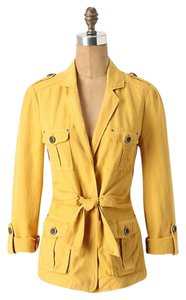 Anthropologie Rn 66170 Cartonnier Mustard Jacket