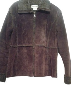 Bagatelle collection chocolate Leather Jacket