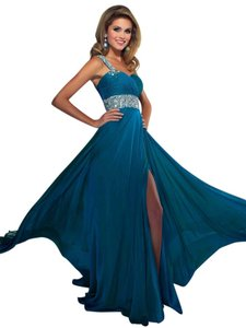 Mac Duggal Couture Chifon Evening Size 4 Dress