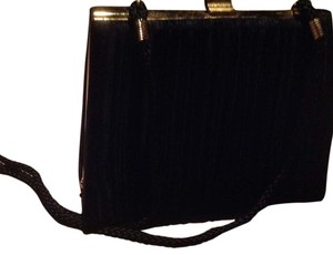 Sasha Evening Purse Like New Black Clutch