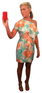 Lilly Pulitzer Illy Seashell Coral Dress