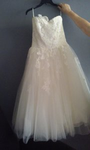 Enzoani Enzoani Blue Wedding Dress