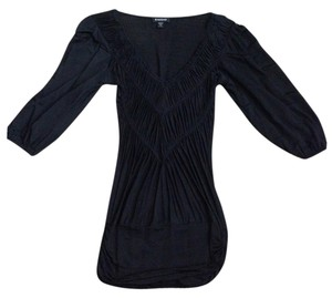Bebe Designer Top Black
